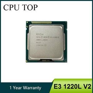 Image 1 - Intel Xeon E3 1220L V2 17W SR0R6/SR070 LGA 1155 2.3GHZ E3 1220L V2 CPU