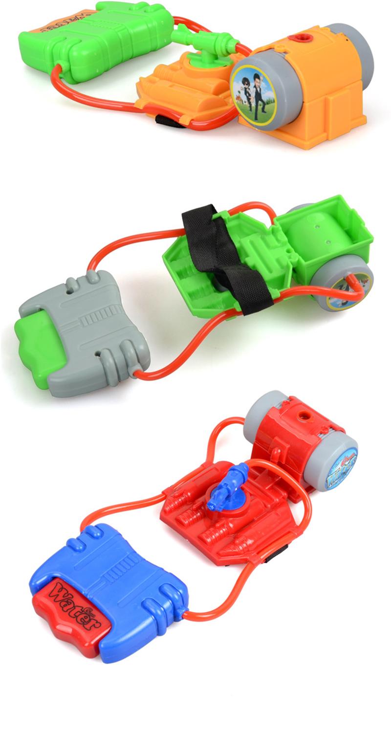 OTentW Mini Handgelenk Wasser Guns Spielzeug Sommer Strand Spiderman Stil Wasser Spa/ß Handgelenk Blasters Spielzeug F/ür Pools Party Am Meer