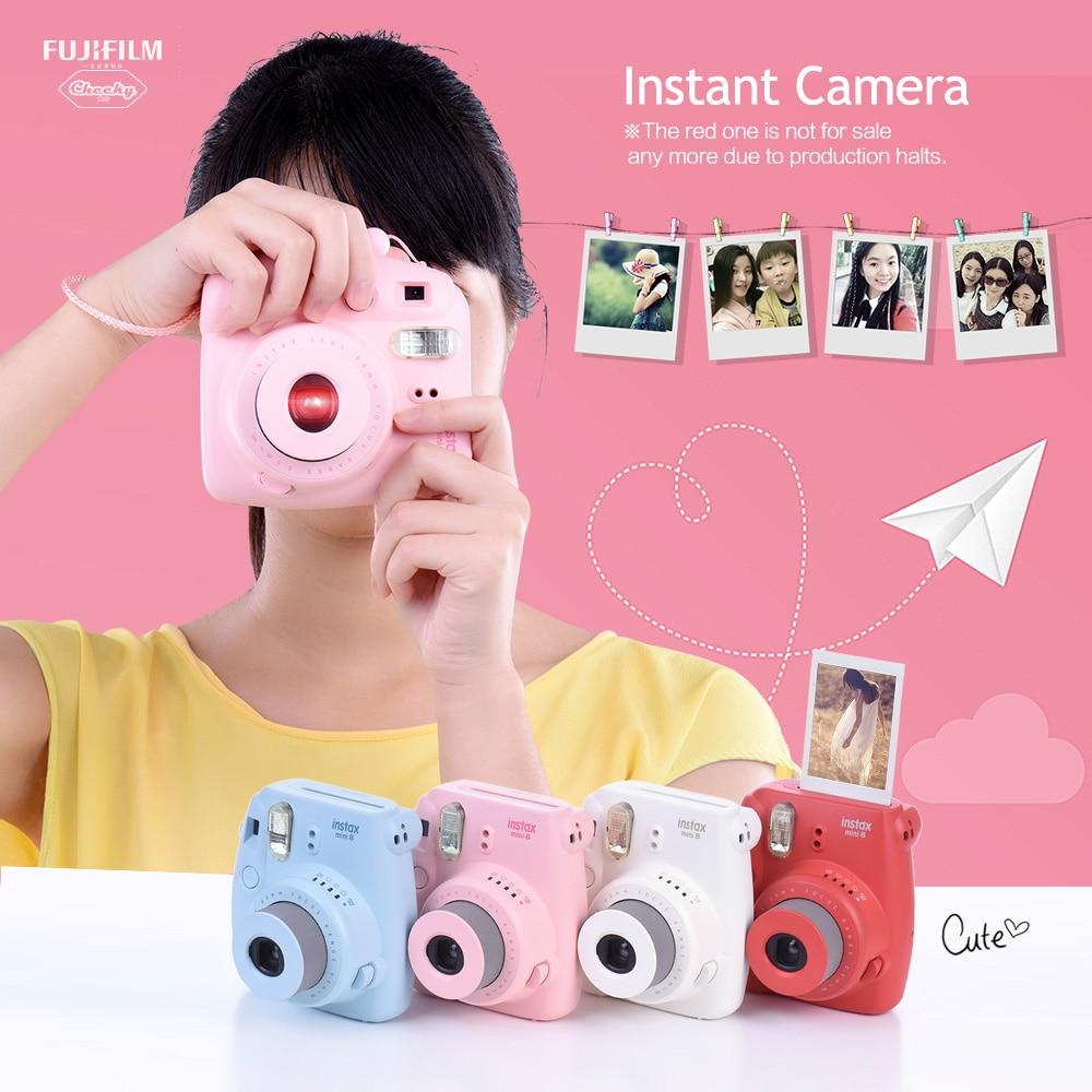 fujifilm instax mini 8 film camera photo instant camera pop up lens auto metering mini camera. Black Bedroom Furniture Sets. Home Design Ideas