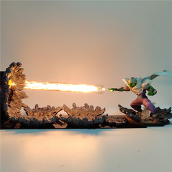 Lampe de Table de Table de bricolage, boule de Dragon Z Piccolo Makankosappo, faisceau spécial, pro