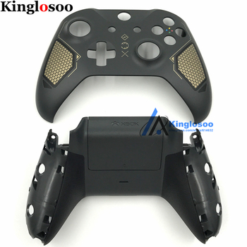 Original Recon Tech Special Edition front top back shell cover housing for Xbox One S Slim game controller w battery door cover artificial nails