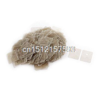 300Pcs 20mmx25mmx0.12mm Mica Insulator Insulation Sheet as12 300 25 4 20