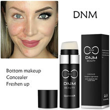 DNM Concealer Stick Air Cushion CC Cream Makeup Face Foundation Brighten Skin Long Lasting Natural Highlight Cosmetics Women(China)