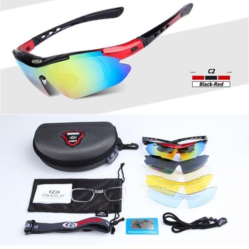108681e9e3 Gafas de ciclismo polarizadas para hombre fotocrómicas 2019 gafas de  ciclismo 3 lentes para deportes al aire libre ciclismo gafas de sol para  bicicleta