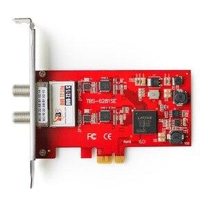 Image 5 - TBS6281SE DVB T2/T/C デュアルチューナーの Pcie カード楽しむ FTA 地上デジタル/ケーブル FTA テレビとデジタルステレオ Pc 上でラジオ