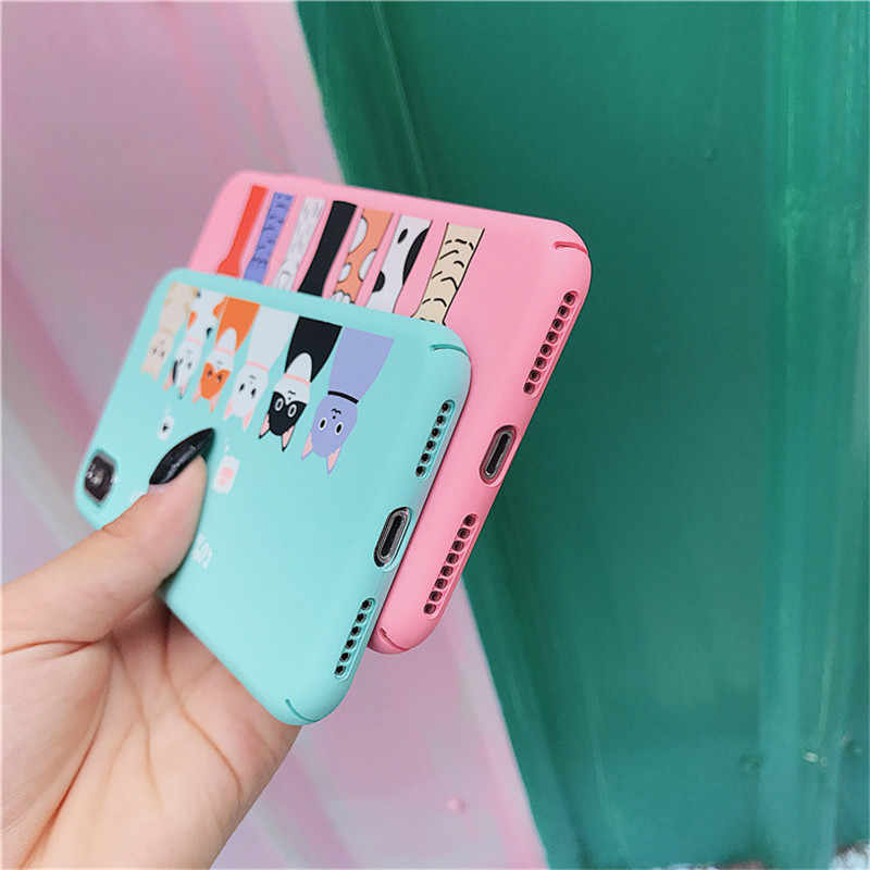 coque iphone 8 plus korean