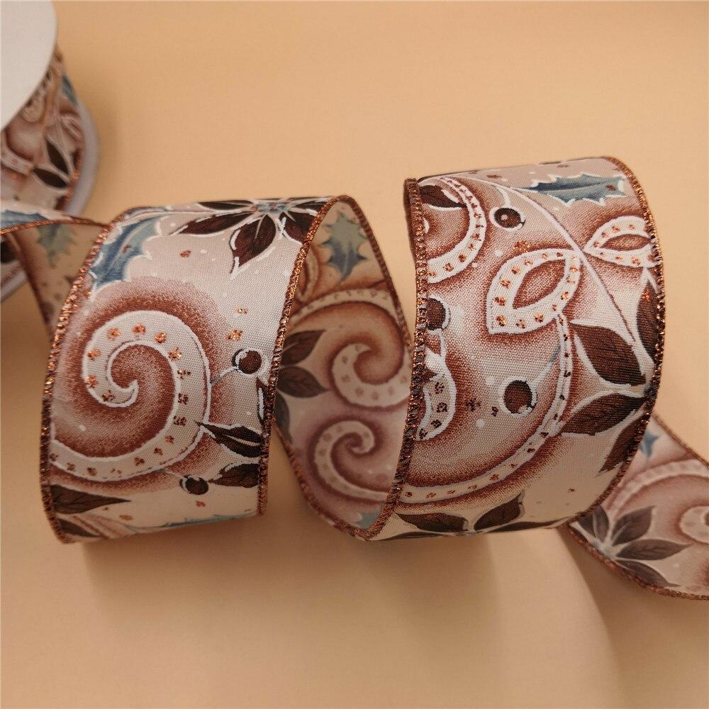 organza Ribbon Wedding Party Decor Wrapping Xmas Apparel Sewing Craft 01