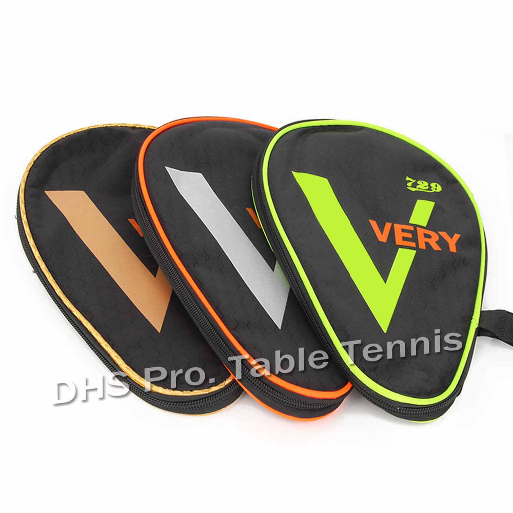NEW 729 VERY V Table Tennis Racket Container Bag Gourd Shape Table Tennis Case for Paddle Bat Table Tennis Accessories 1 Piece