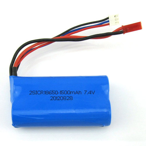 (2 pieces/lot) MJX RC helicopter model F45 F645 spare parts accessories 7.4V,1500mAh Li Battery