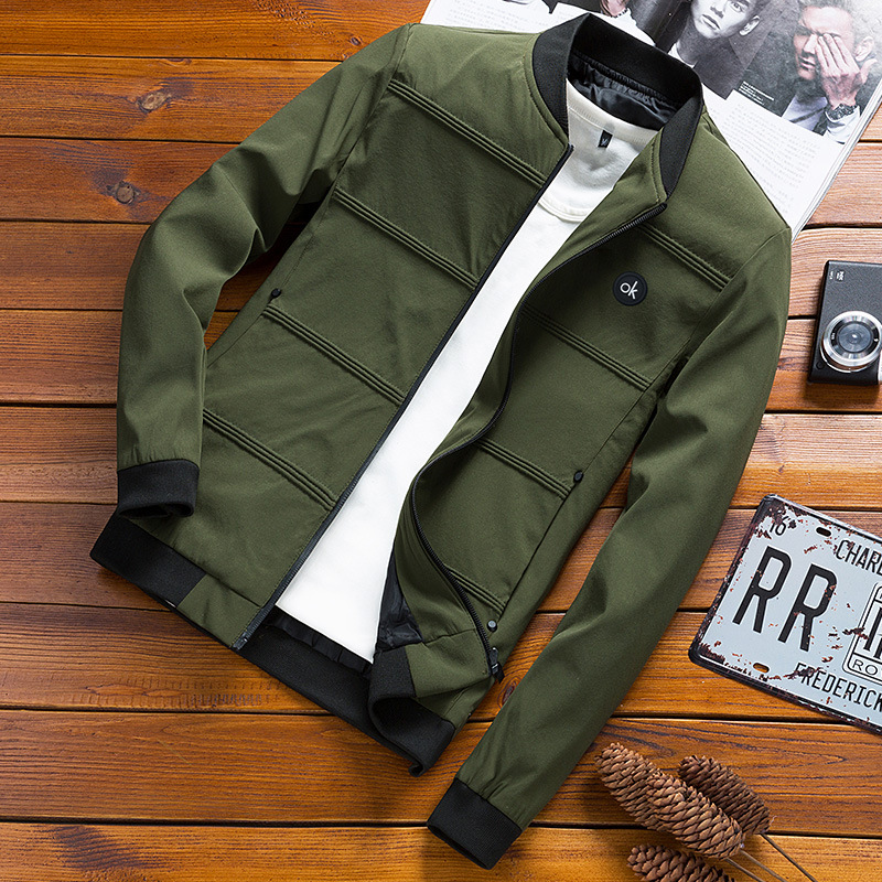 d6ff26815db Buy patched bomber jacket and get free shipping on AliExpress.com