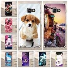 Cover For Samsung Galaxy A3 2016 Case Silicone Case For Samsung Galaxy A3 2016 A310F Cover fundas for Samsung A3 2016 Phone Case