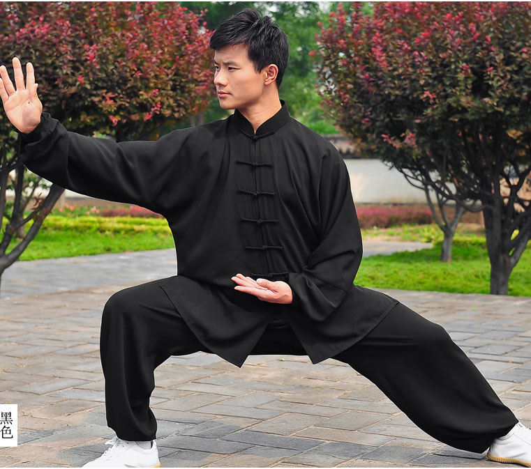 Chinese tai chi clothing kung fu Suit taijiquan Costume Martial arts uniform Wushu taiji clothes for men women children kids все цены