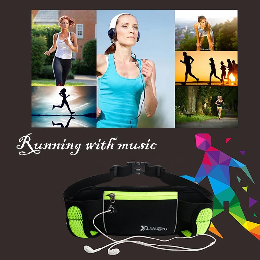 running belt waist
