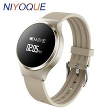Смарт-браслеты A68 Bluetooth Smart Band Приборы для измерения артериального давления сердечного ритма Для женщин часы Водонепроницаемый шагомер Фитнес трекер Браслет
