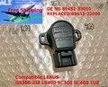 TPS SENSOR, THROTTLE POSITION COMPATIBLE:LEXUS GS300 LS400 SC300 SC400 2JZ 1UZ 89452-33010 89452-22090 8945233010