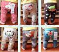 Venda quente 9 pc/lote New Baby calças PP animais bonitos impressos crianças aquecedores Leggings Unisex collants calças roupas Leggings e calças justas