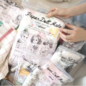 Free Shipping 8 Pcs/lot Doll travel waterproof sealing bags underwear tights <font><b>miscellaneously</b></font> storage bag transparent bag <font><b>shoes</b></font>