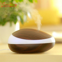 Essential 200ML Oil Diffuser Air Humidifier Aroma Lamp Aromatherapy Electric Ultrasonic Aroma Diffuser Mist Maker