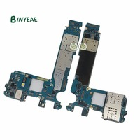 BINYEAE Original Unlocked Main Motherboard 32GB Replacement For Samsung Galaxy S7 Edge G935F Testing Good