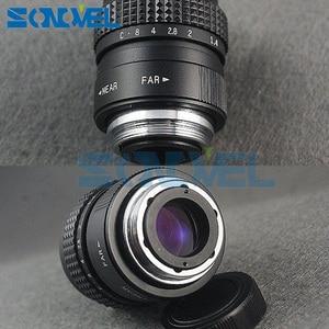 Image 3 - 25mm F1.4 CCTV TV 영화 렌즈 + 파나소닉 마이크로 4/3 m4/3 GF1 GF2 GF3 GF5 GF6 GX1 GX7 GX8 G85 GH5 GH1 GH2 GH3 C M4/3