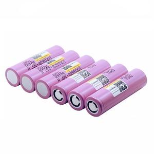 Image 5 - Liitokala ICR1865026FM Новый оригинальный 100% для 18650 2600 мАч литий ионный аккумулятор 3,7 в перезаряжаемая батарея
