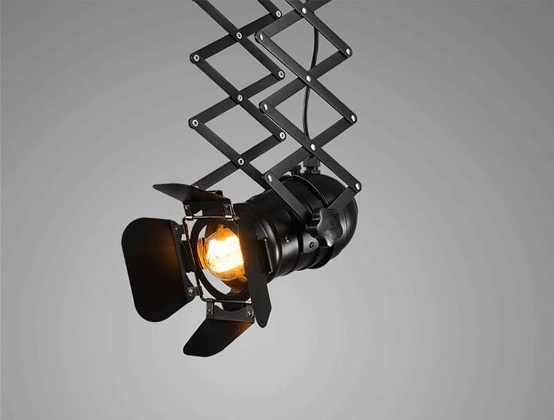 free shipping Designer PH loft vintage industrial lighting foldable pendant lamp camera lens shaped Lamp Poul Henningsen