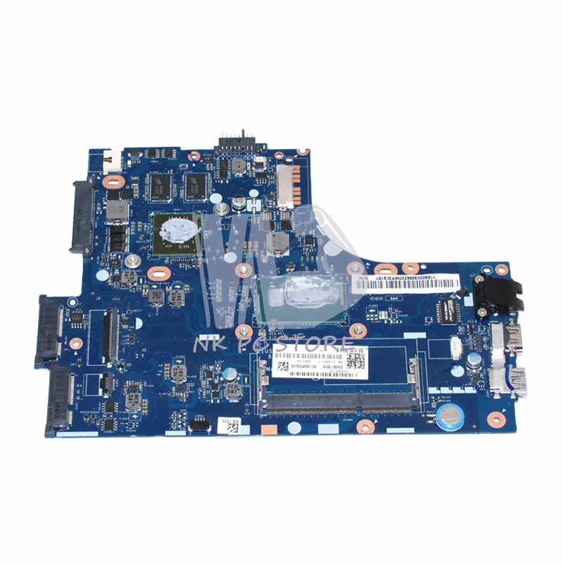 Notebook PC Main Board For Lenovo S410 S415 Motherboard  I3-4010U CPU ZIUS6 S7 LA-A321P 11S9000329 DDR3 laptop motherboard for lenovo y430 notebook pc system board main board ddr2 jitr1 r2 la 4141p