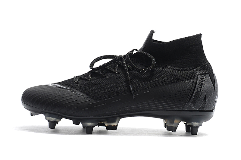Here Buy the Cheapest Price ZUSA Superfly VI Elite SG 360 AC Blackout Soccer Shoes Mens outdoor Soccer Cleats бутсы nike superfly 6 elite sg pro ac ah7366 060