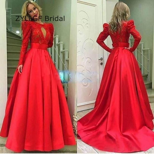 Oriental Prom Dress