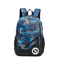 Senkey Style Brand Men Backpack Casual Student College School Bags Oxford Backpacks For Laptop Large Capacity