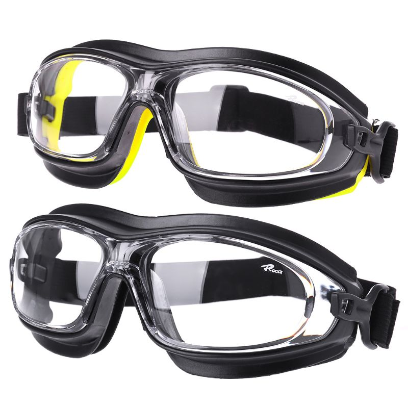 1 Pc Dust Wind Sandproof Shock Resistant Chemical Acid Splash Workplace Safety Goggle