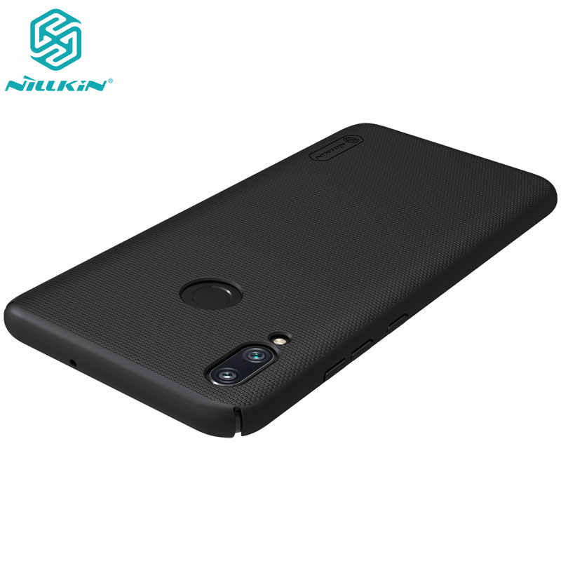 Huawei P Smart 2019 Case Cover NILLKIN Frosted Shield PC Hard Back Case for Huawei P Smart+ Plus 2019 6.2inch