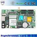 HD-D10 USB + Порт RJ45 (Асинхронный Видео Полноцветный СВЕТОДИОДНЫЙ Плату Управления 4 ШТ. HUB75 порт.