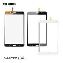 "Touch Screen Voor Samsung Galaxy T231 SM-T231 LCD Display Digitizer Sensor Front Outer Glas Lens Panel Vervanging 7.0""(China)"