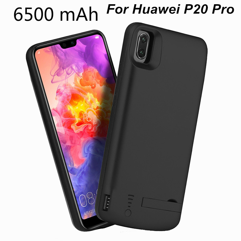6500/5000 mah Back clip <font><b>battery</b></font> For <font><b>Huawei</b></font> <font><b>P20</b></font> Pro Charger <font><b>Case</b></font> External Smart Power Bank For <font><b>Huawei</b></font> <font><b>P20</b></font> <font><b>Battery</b></font> bracket <font><b>Case</b></font> image