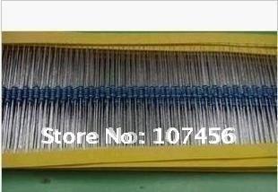 Frete Grátis Resistores 62 k Ohms 1 – 4 w 1% Metal Filme Resistor 1000 Pçs
