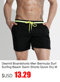 Desmiit Homens Bermuda De Surf Surf Boardshorts