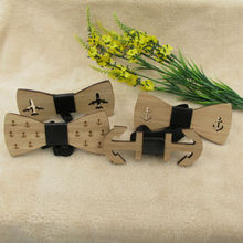 Latest Design Wooden Bow Ties