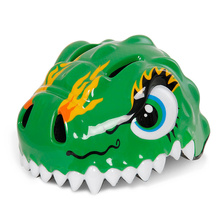 Cartoon Dinosaur Kids Cycling Helmets Road Bike Helmets MTB Ultralight EPS+PC Child Safe Bicycle Helmet 3~8 Years Old L031