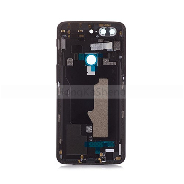 big sale 11857 c2a01 US $23.39 10% OFF|OEM Back Cover Replacement for OnePlus 5T A5010 1+5T  OnePlus Five T-in Mobile Phone Housings from Cellphones &  Telecommunications on ...