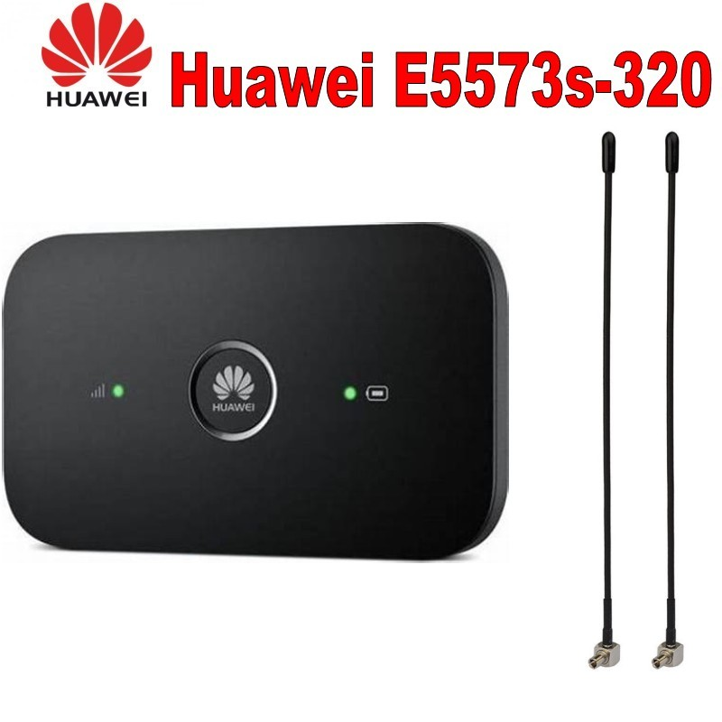 unlocked huawei e5573 e5573s 320 2pcs antenna cat4. Black Bedroom Furniture Sets. Home Design Ideas