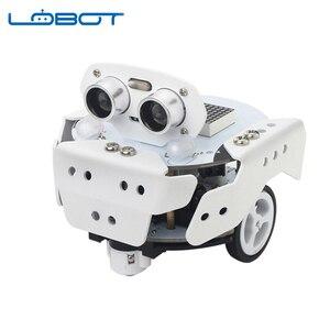 LOBOT Qbot Pro DIY Scratch3.0
