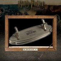 Harri Potter Magic Wand Display Stand High Quality Metal Retro Wands Holder Magic World Limited Supply