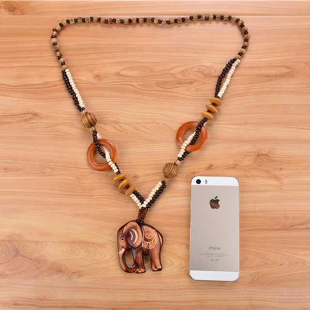 Wild Wooden Pendant Choose Your Soul Protector