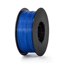 FlashForge 3d Printer Filament Blue Color PLA 1.75mm 2.2 lb 1KG for Creator Pro 3D Printer