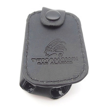 Россия Версия X5 кожаный чехол для tomahawk X5 X3 ЖК-пульт двухсторонняя Автомобильная сигнализация