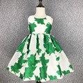 Девушки платье дети детская одежда цветочные платья для девочек принцесса детское платье повседневная зима весна детей платья для девочек