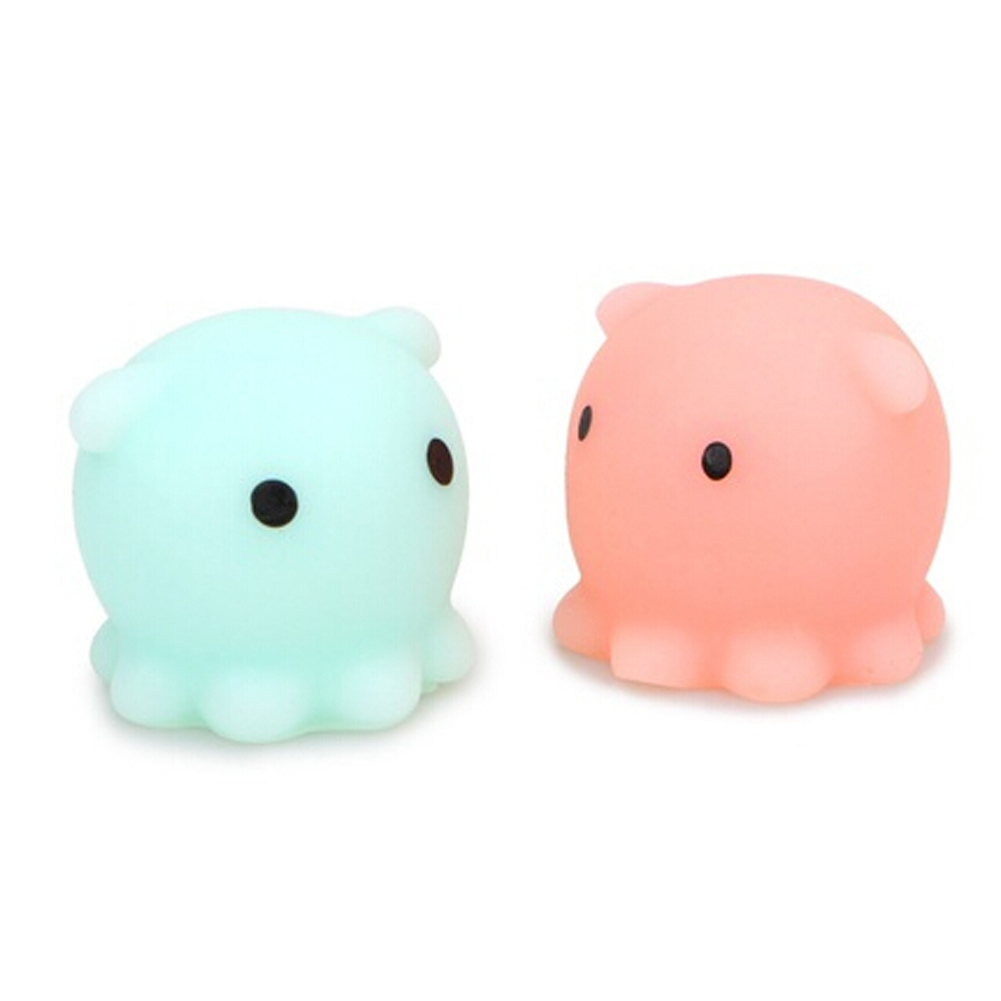 1pc Color random Fun Novelty Antistress Ball oy Cute Octopus Emotion Vent Dolls Adult Children Toys Gift.