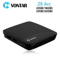 DDR4 Octa Core Android 7 1 TV Box VONTAR Z8 Arc 2GB 16GB Amlogic S912 2