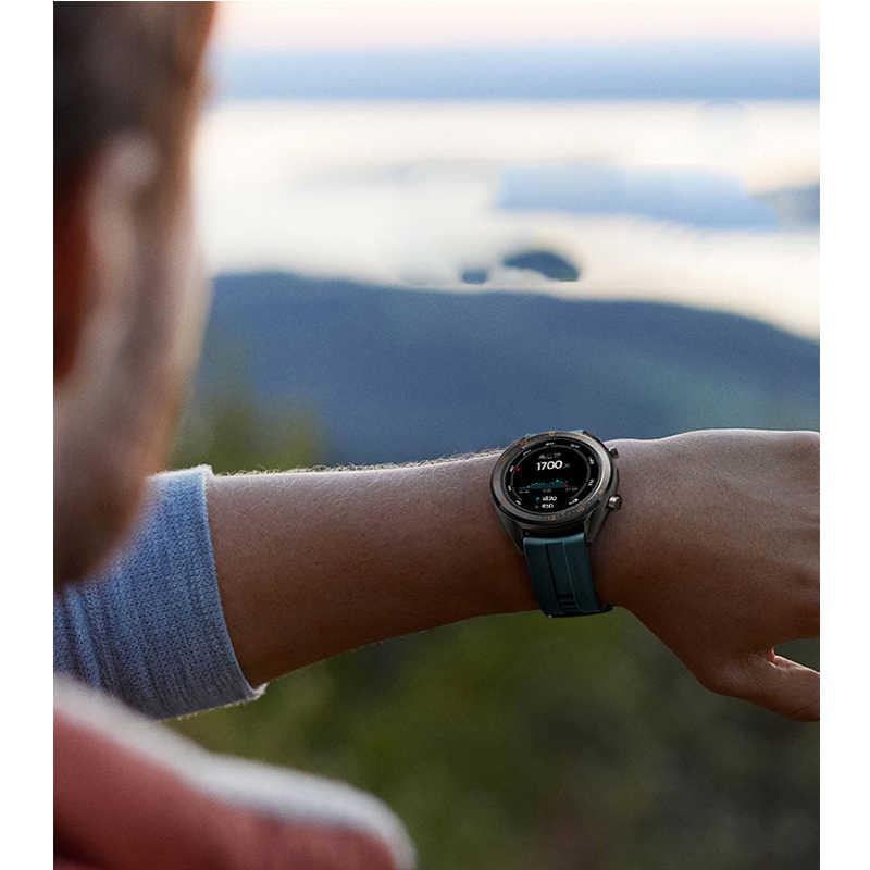 22 مللي متر حزام (استيك) ساعة ل سماعة هواوي GT 2 42 مللي متر 46 مللي متر حزام samsung galaxy watch 46 مللي متر والعتاد S3 الحدودي amazfit gts حزام سوار